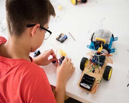 robotics--course